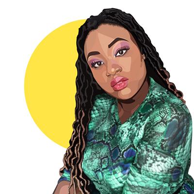 Diverse Modern Voices: Zainab Boladale