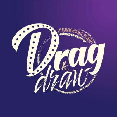 Drag & Draw Logo Colour - 1080 x 1080